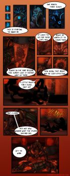 Metroid: Resurgence Page 1 by Cryophase