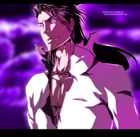 Bleach - Aizen Sousuke by Gray-Dous