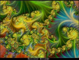 Multicolor Meltdown by milleniumsentry