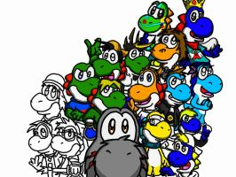 Yoshi Project V.1.2.8001+2 Update=Playback Stop by DougFluff345