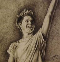 Niall Horan by Lydiart95
