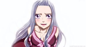 Mirajane Strauss - Fairy Tail by Ric9Duran