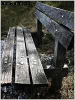the S bench by verzaubertRocken