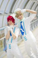 Love Live Cosplay, Wonderful Rush by MikyOuji-Sama