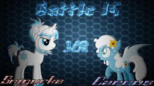Pony Kombat New Blood 4 Round 1, Battle 14 by Macgrubor