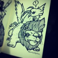 The Chimera by GalactikCaptain