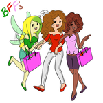 Girls Day Out by MissPomp