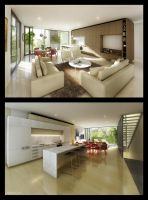 Surrey Townhouses by ev-one