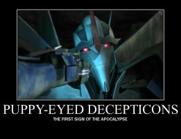 Puppy-Eyed Decepticons by Zukos-Double
