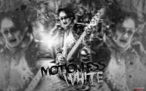 Motionless In White Wallpaper by briorey