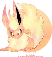 Flareon by sonicelectronic