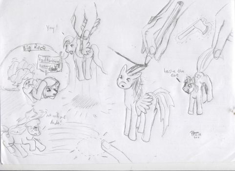 Humen-at-my-sketches by PantyColour