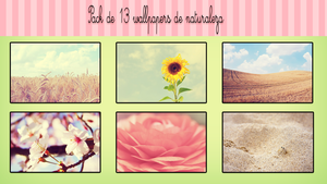 Wallpapers naturaleza by Rebecutis