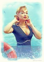 *** (PIN-UP) by ABorisovStudio