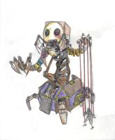 Jack in the Music Box by pleague