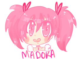 madoka is best magical girl by Jhordee