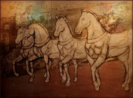 The Horses of Saint Mark by BreakthroughDesigns
