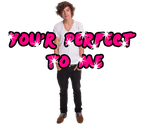 texto png. harry one direction by nayiStyles