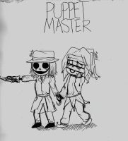 Puppet Pals by That-Love-Voodoo