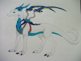 Gale by CriexTheDragon