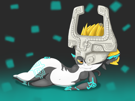 Midna the Twilight Princess by BootyFox
