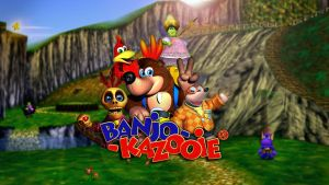Banjo-Kazooie | Wallpaper by Squiddytron