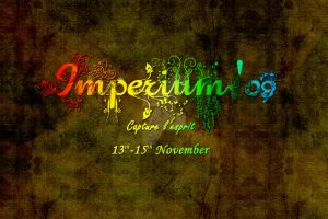 Imperium 09 Typography Banner by icy-cool