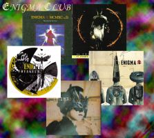 Enigma disks by Enigma-Club