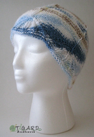 Mermaid Hat Test by tigardneedlework