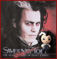 Chibi-Charms: Sweeney Todd by MandyPandaa
