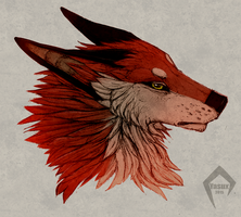 Fox by Yasux