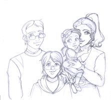 the Highsmith family by Noe-Izumi