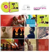 ebda3 band CD by dhii