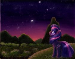 Twilight At Sunset by LinksLove