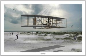 A Dream Come True - Wright Brothers by MaxHitman