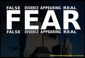 What Is FEAR by paradigm-shifting