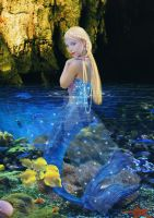 Mermaid Merla by babsartcreations