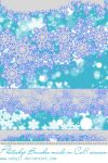 Snowflake Borders And Glitters Photoshop Brushes. by Coby17
