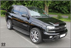 Chevy TrailBlazer by 22photo
