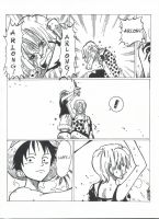 OPchap81 : Arlong ! by DrawIfAffinity