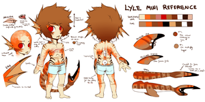 Lyle Mini Reference by 13r-e