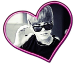 Corazon PNG Justin Bieber by SofySwag