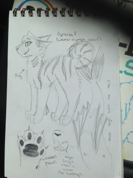 Cyrena (Traditional Ref) by WildestPath