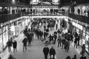 central station by gangstergazelle