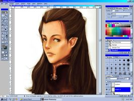 Lord of the Rings: Figwit by pinkuz