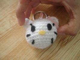 Kitty Keychain by KiYtZiA