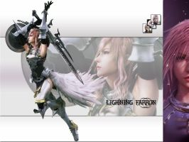 Lightning Wallpaper by Lightning-Farron