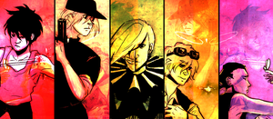 gundam.wing by rad-i-cal