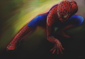 Spidey by Szikee