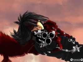 Vincent valentine for Hayzer2 by Foxysuji